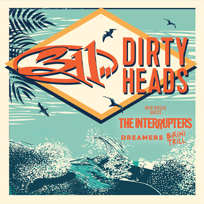 Win 311 and Dirty Heads Tickets!
