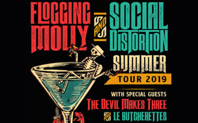FREE Tickets to Flogging Molly & Social Distortion