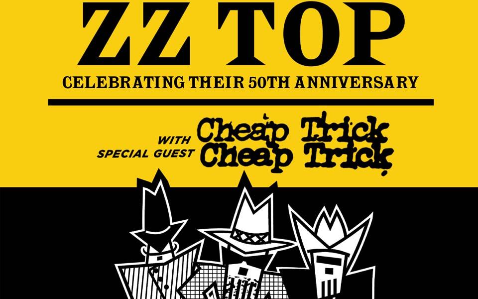 Score ZZ Top Tickets!