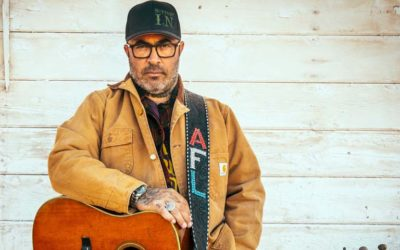 Win FREE Aaron Lewis Tickets!