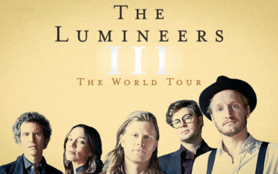 SCORE FREE The Lumineers Tickets from 95.7 That Station!