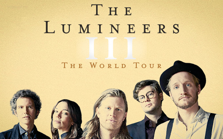 The Lumineers in Raleigh! Win TIX!