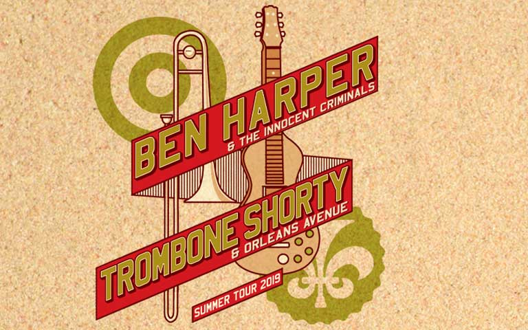 Last Chance to SCORE FREE BEN HARPER TICKETS!