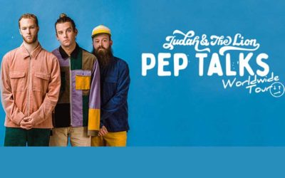 WIN free tickets to judah & the Lion from 95.7 That Station!