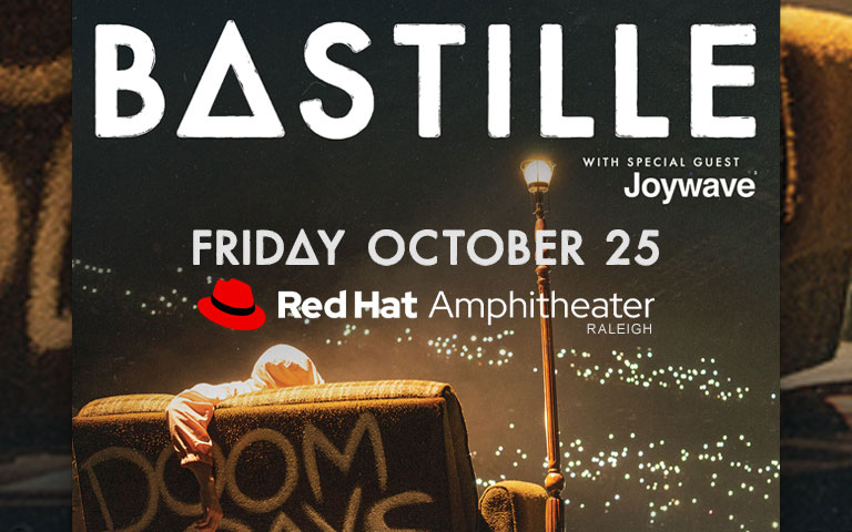 Score FREE Bastille Tickets from THAT STATION