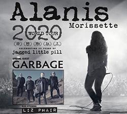 Score FREE Alanis Morissette Tickets!