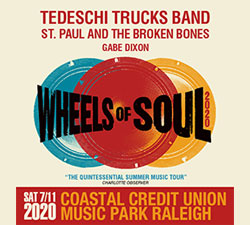 Win Tedeschi Trucks Band Tickets from 95.7 That Station!