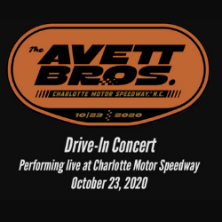 The Avett Brothers Drive-In Concert