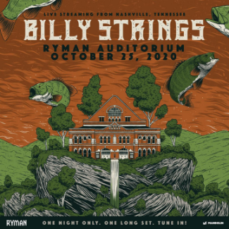 Billy Strings Contest