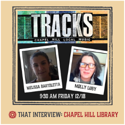 That Interview Feat. Chapel Hill Library