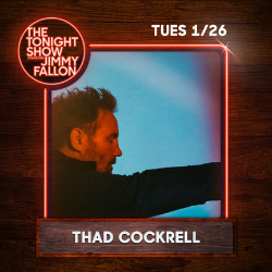 Thad Cockrell Performs 'Singin'