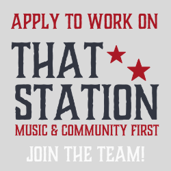 PART TIME ON AIR MUSIC CURATOR POSITION