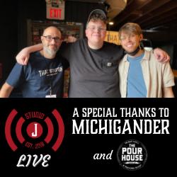 Studio J Live Featuring Michigander